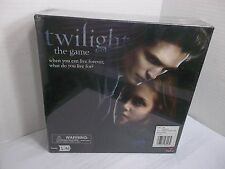 twilight THE GAME  when you can live forever what do you live for? NEW