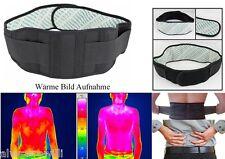TOURMALIN pyroelektrischer Effekt anti Schmerz Heil Bandage schwarz Größe: XL