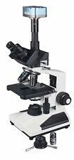 Radical 2500x High Power Professional Quality Oil Darkfield LED Microscope 16...