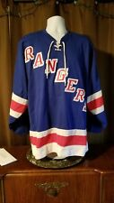 Ny Rangers Koho home jersey lot 21