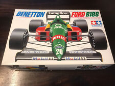 1/20 F1 Benetton Ford B188 Tamiya