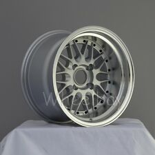 "ROTA WHEEL  KENSEI 15x8 0 & 15x9   4X100 -15 RS   3.5"" & 4 "" LIP"