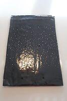 Schal mit Kristallen Halstuch Tuch vom Hof SC 2026-23 Schal 190 x 75cm Schwarz