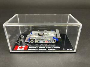 Scott Maxwell Autographed Limited Edition 14 of 50 - 1:43 Scale - Extremely Rare