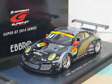 Porsche 911 GT3-R 997 #33 PUMA KRH Super GT300 2014 1/43 EBBRO Japan Resin