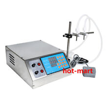 2 Heads Electric Digital Control Pump Liquid Machine For Liquid Perfume 3-4000ml