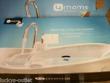 4moms Infant Baby Sink Bath Tub w/ Digital Thermometer Display Gently Used