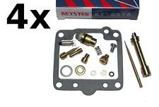 Yamaha Xs1100s 5k7, AÑO FAB. '81 ,keyster vergaser-dichtungssatz, 4 KITS