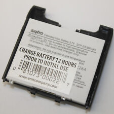 Original Oem Sanyo Scp-23Lbpl Lithium-Ion Battery Pack 3.7 Volts for Cellphone