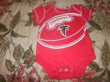 Atlanta Falcons Baby Boys Football Bodysuit/Creeper 18m (B171)