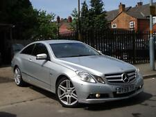 Mercedes-Benz E350 3.0CDI BlUEFFICIENCY ( 231bhp )Auto CDI SE COUPE 2009 BARGAIN