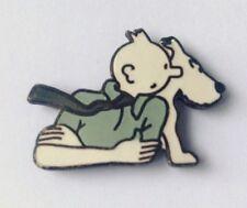 Pin's Tintin Corner N° 167  PARFAIT ETAT TDL 214