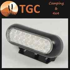 LED REAR WORK FLOOD OFF ROAD LAMP REVERSING LIGHT TRUCK 12V  UTE