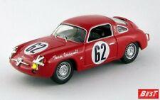 1:43 Fiat Abarth 750 n°62 Sebring 1959 1/43 • BEST BEST9617