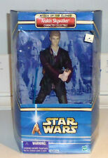 Star Wars attack of the clone anakin skywalker character collectible 2002