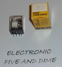 RLY2153  ECG 3PDT 8A  COIL24VDC