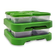 Green Sprouts - Baby food storage, Freezer Cubes, 8 Cubes