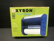"Xyron 510 Model Easy Drop-In Cartridge Refill 5"" x 18' Two-Sided Lamination"
