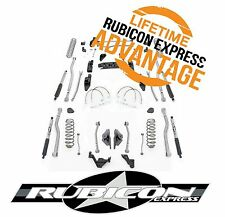 "2007-2017 Jeep JK Rubicon Express 5.5"" Ex Duty 4-LINK Long Arm Lift Kit JK4445"