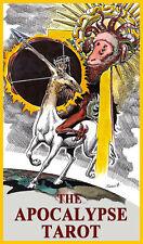 Tarot deck Tarot of the Apocalypse. Original Full 78 cards tarot deck