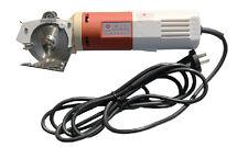 Yj-65 65mm Electric Round Knife Cloth cutter cutting machine 170W 220V