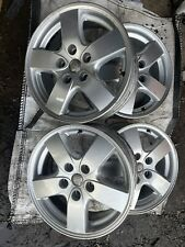 chrysler grand voyager 2.4, 2.5 2.8, 3.3,  4 Alloy Wheels, In Good Condition