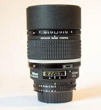 Nikon Nikkor AF 135mm f2 D DC Defocus Lens