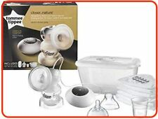 ❤ Tommee Tippee Closer to Nature Electric Breast Pump Kit Australian Warranty ❤