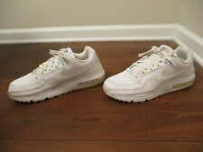 Used Worn Size 11 Nike Air Max Ltd Shoes White
