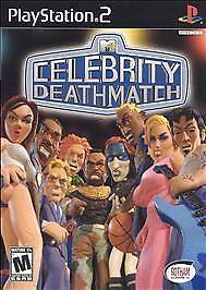 MTV Celebrity Deathmatch (Sony PlayStation 2, 2003)