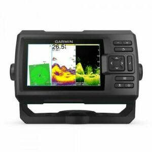 NEW Garmin STRIKER Vivid 5cv Marine Fishfinder without Transducer 010-02551-02