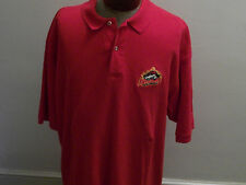 Columbia Inferno Large Embroidered Golf Shirt