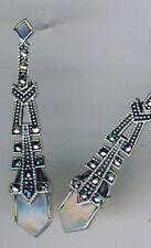 Butterfly Onyx Drop/Dangle Fine Earrings