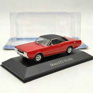 IXO 1:43 Dodge CTX V8 1973 Diecast Models Collection Red