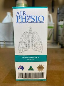 Air Physio Mucus Clearance and Lung Expansion Device