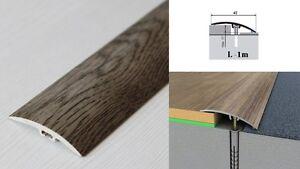 Dural Multifloor Door Bar Threshold  Strip Cover  Laminate Floor 1m Oak 3P  42mm