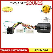 ctshy008.2 Adaptador para el volante con Soporte botón del teléfono HYUNDAI I30