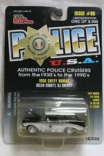 Racing Champions 1:63 Scale 1956 CHEVY NOMAD OCEAN COUNTY NJ SHERIFF