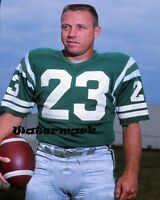 CFL  HOFer Ron Lancaster Saskatchewan Roughriders Color 8 x 10 Photo  Picture