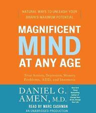 New 10 CD Magnificent Mind at Any Age Daniel Amen