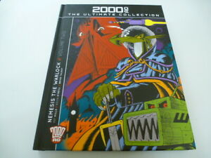 2000AD The Ultimate Collection #20 : Nemesis The Warlock Volume 2