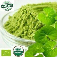 Pure Ceylon Organic Herbal Gotukola /Centella Asiatica Leaf Powder Sri Lanka