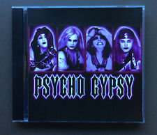 PSYCHO GYPSY Psycho Gypsy CDR Like NEW Condition 1999 10 Tracks Heart Throb Mob