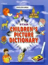Star Children's Picture Dictionary: English-Urdu - Script and Roman - Classified