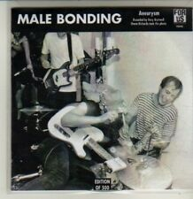 (CQ782) Male Bonding, Aneurysm - DJ CD