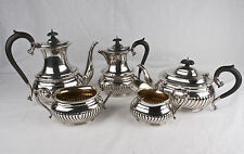 Birks Sterling Silver 5 Piece Coffee and Tea Serving Set Post-1940