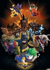 Batman Reproduction Art Posters