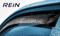 Passform Windabweiser REIN  für Fiat Ducato 250 2006-2021 2-tlg Vorne