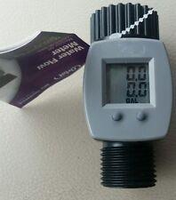 Orbit Water Flow Meter