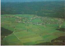 Farbkarte Luftaufnahme Zang - (Königsbronn) v. Schwabenflugbild (Heidenheim)